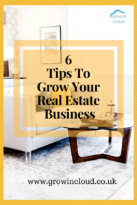 grow real estate business